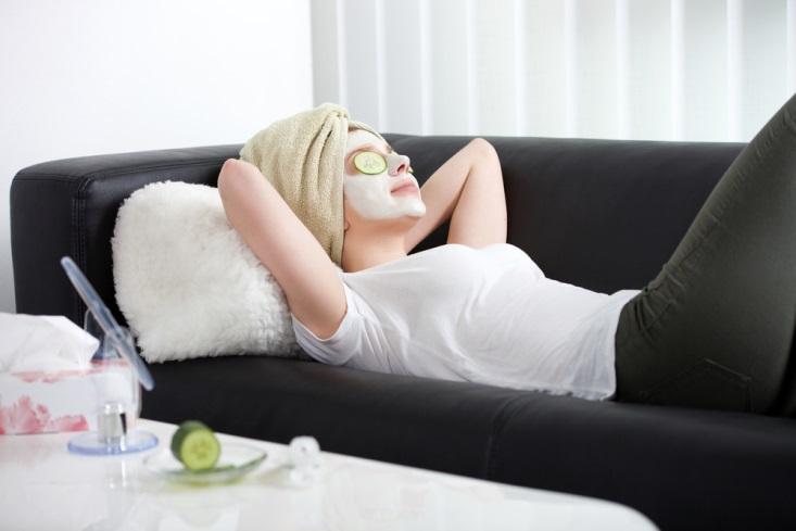 5 Tips Ciptakan 'Home Spa' Sendiri Untuk Usir Pegal Linu