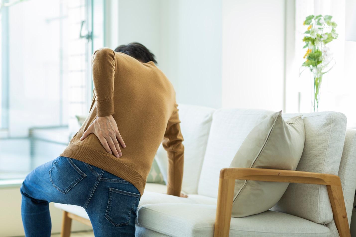 Cara Cepat Menghilangkan Sakit Pinggang dan Pegal Linu Akibat Terlalu Lama Duduk