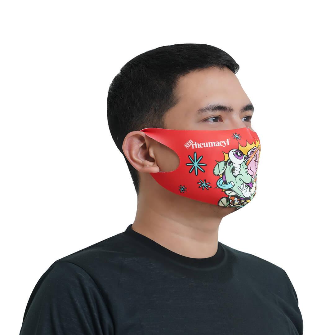 Memakai Masker, Salah Satu Cara Mudah Mengurangi Penularan COVID-19