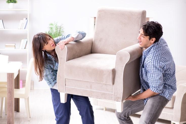 Penyebab Sakit Pinggang Pada Pria dan Wanita