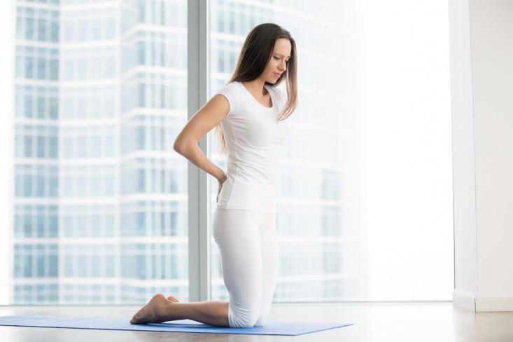Posisi Yoga untuk Atasi Sakit Pinggang Sebelah Kanan