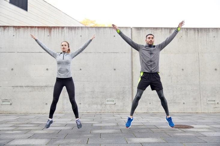 Sehat Maksimal dengan Olahraga Tabata