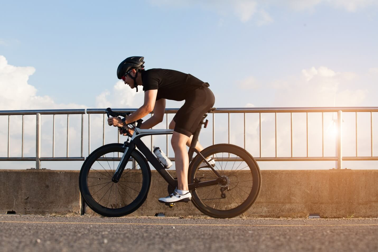 Tips Mengikuti Tren Olahraga Sepeda Tanpa Nyeri Otot