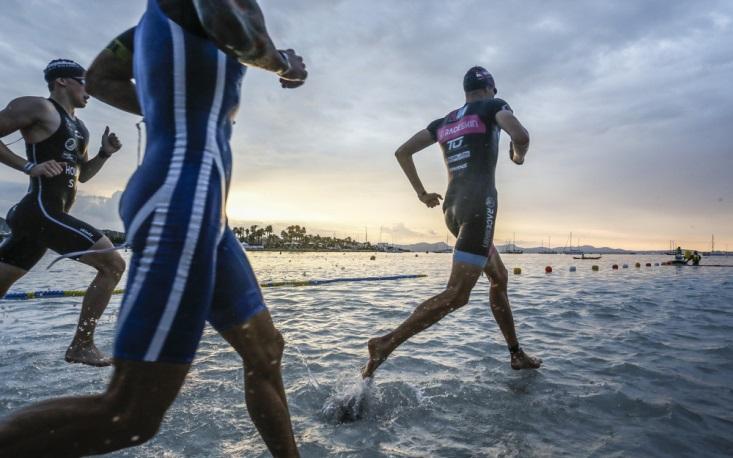 Hasil gambar untuk Latihan triathlon