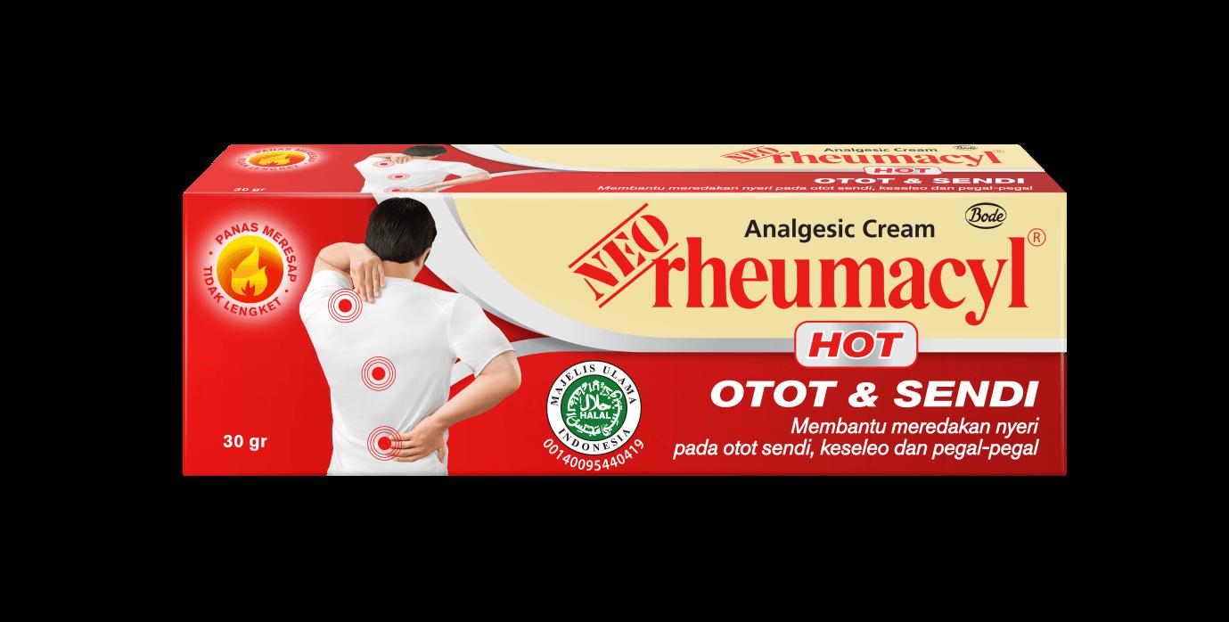 NEO rheumacyl Otot & Sendi Hot