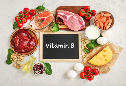 Vitamin neutropik mengandung vitamin B
