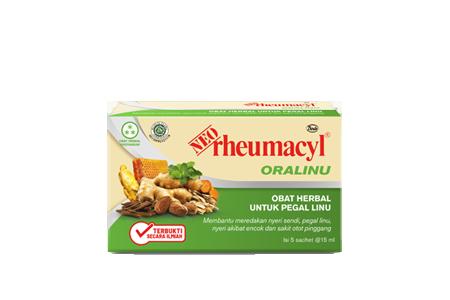 NEO rheumacyl Oralinu